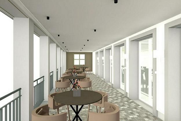 Thur-Saal für Seminare bis 150 Personen